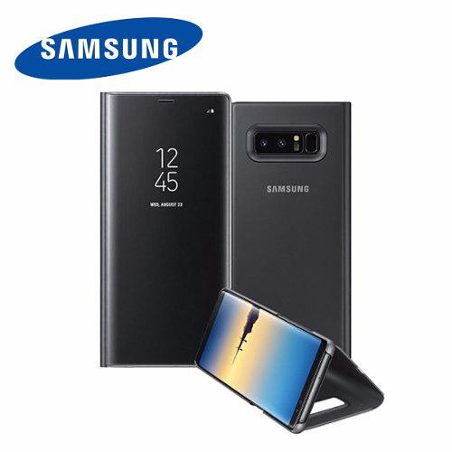 Flip Case Clear View Cover Galaxy Note 8 En Stock!!