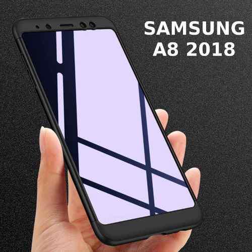 Funda Case Protector 360 Samsung Galaxy A8 2018