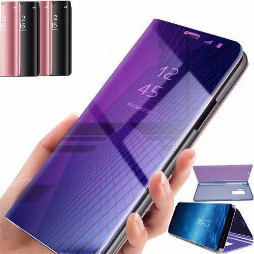 Funda Flip Cover Clear View Huawei P Smart Stand View