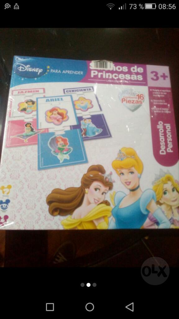 Juego de Princesas