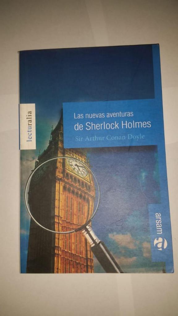 LAS NUEVAS AVENTURAS DE SHERLOCK HOLMES l PLAN LECTOR