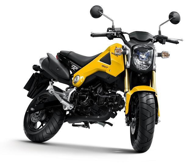 Moto,motocicleta Pistera Identica A La Honda Msx.