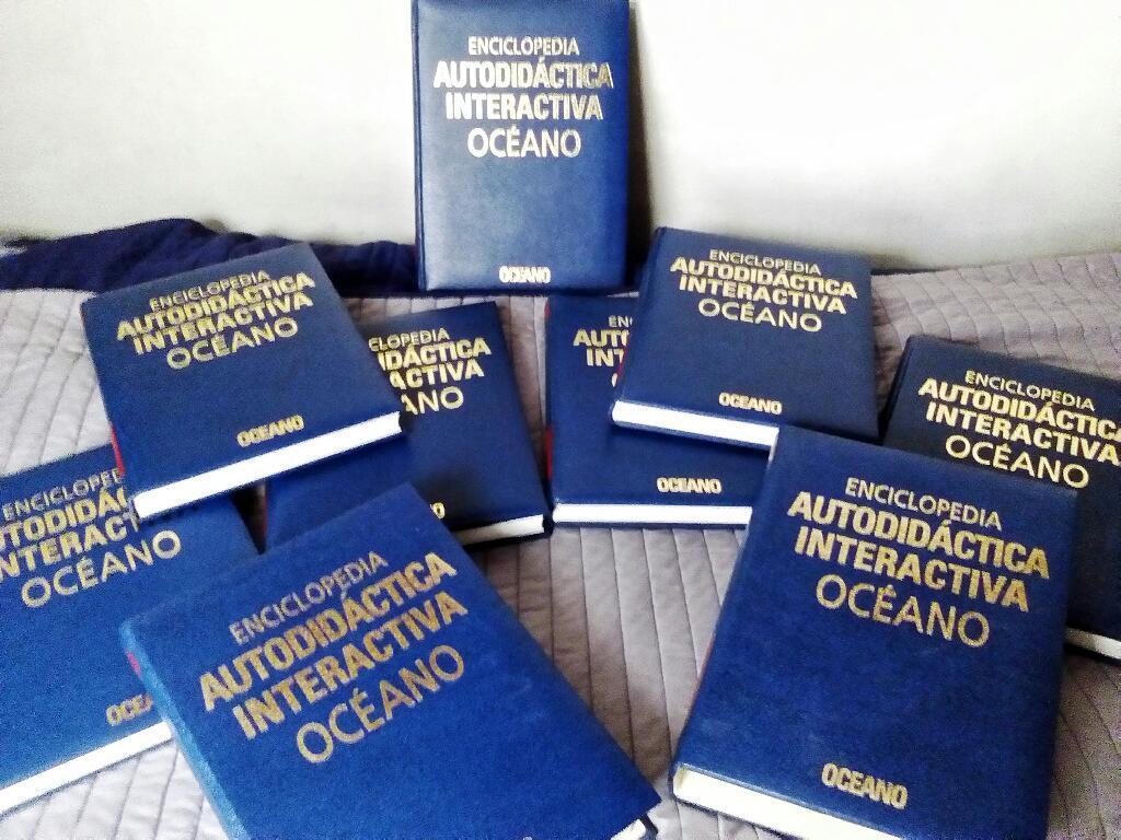Remato Colección de Enciclopedias
