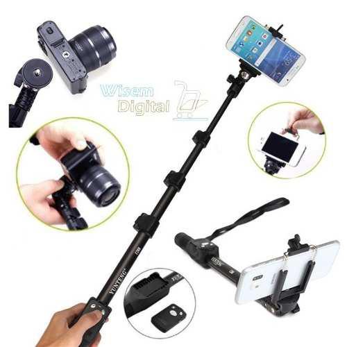 Selfie Stick Yunteng Celular Y Camara *tienda *envios