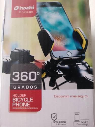 Soporte De Celular Smartphone Para Bicicleta