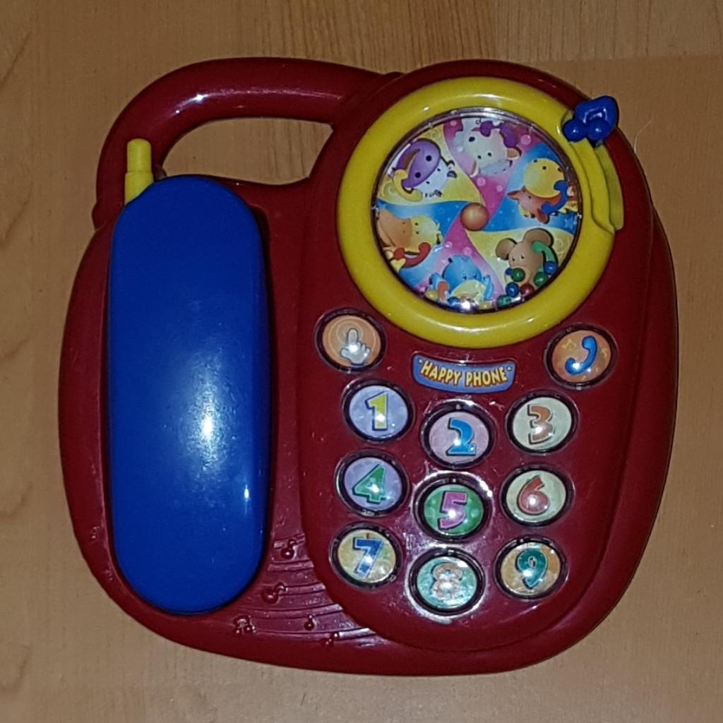 Telefono de Juguete
