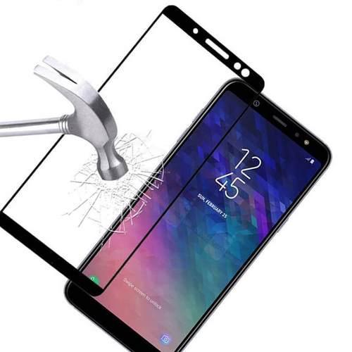 Vidrio Templado Samsung Galaxy J4 2018, J6 2018, A6, A6 Plus