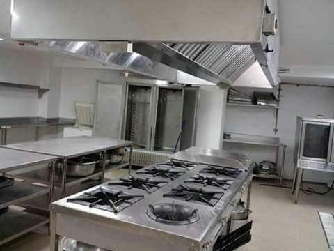Fabricamos Cocinas Y Equipos Gastronómicos En Acero Inox