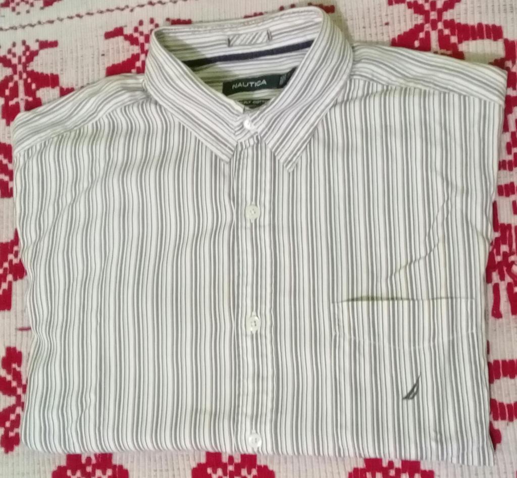 Remato Camisa Nautica Para Hombre
