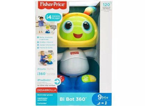 Robot Bi Bot 360- Fisher Price Version 2018
