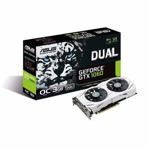 Tarjeta De Video Asus Geforce Gtx gb Oc Dual. 192 Bits