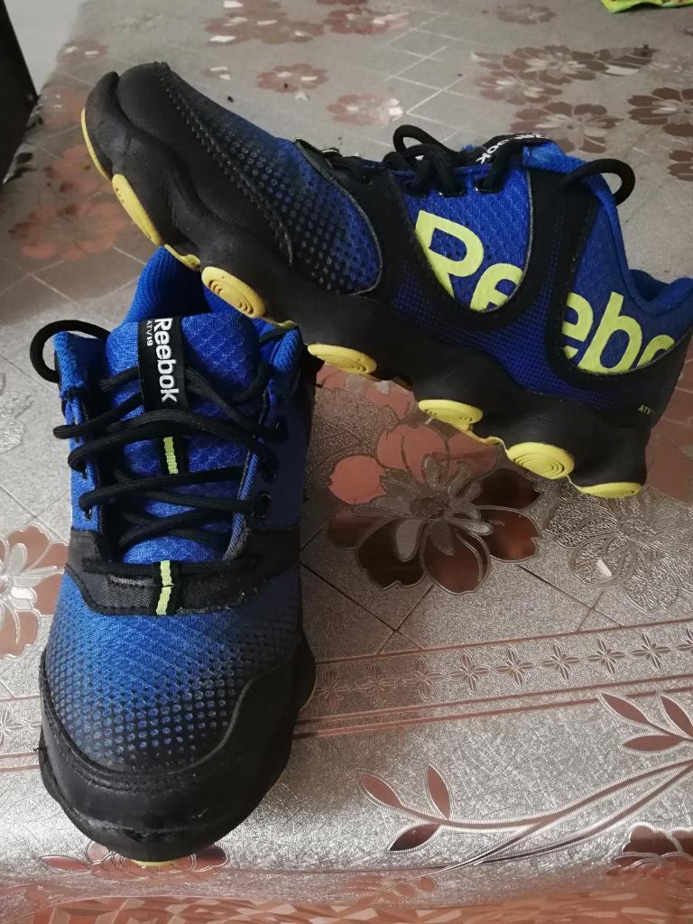 Zapatillas Adidas T:36,reebok T:32.5