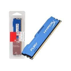 Memoria Ram Hyper Fury Ddr3 4gb mhz Menor Y Por Mayor