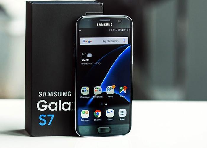 Samsung Galaxy S7 NUEVO EN CAJA C/ACCESORIOS BLACK ONIX 32GB