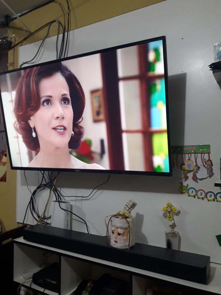 Tv Aoc 50 Soundbar Samsung