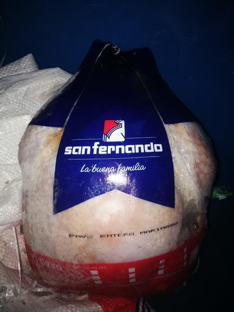 Pavo San Fernando.