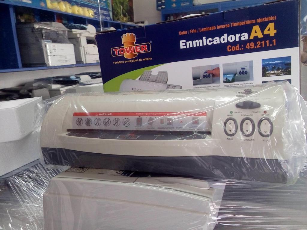 ENMICADORA TOWER A4 NUEVAS