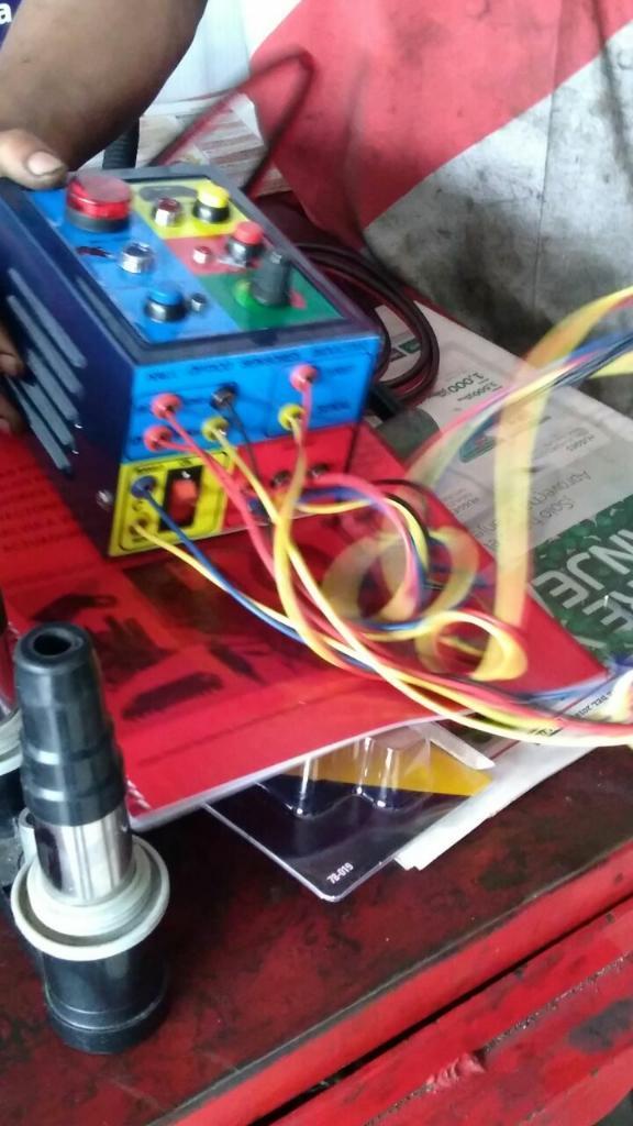 Probador de Bobinas Módulos Sensores