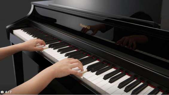 Profesor de piano y organo electronico a domicilio en Lima