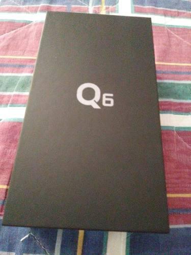 Celular Lg Q6 Como Nuevo Claro