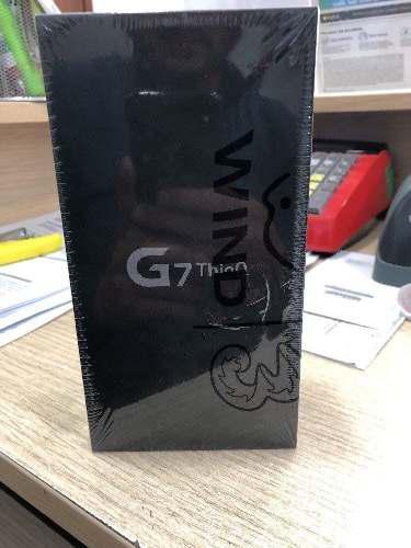 Lg G7 Thinq Rosado Negro Azul 100% Nuevo 128gb 6gb Sellado