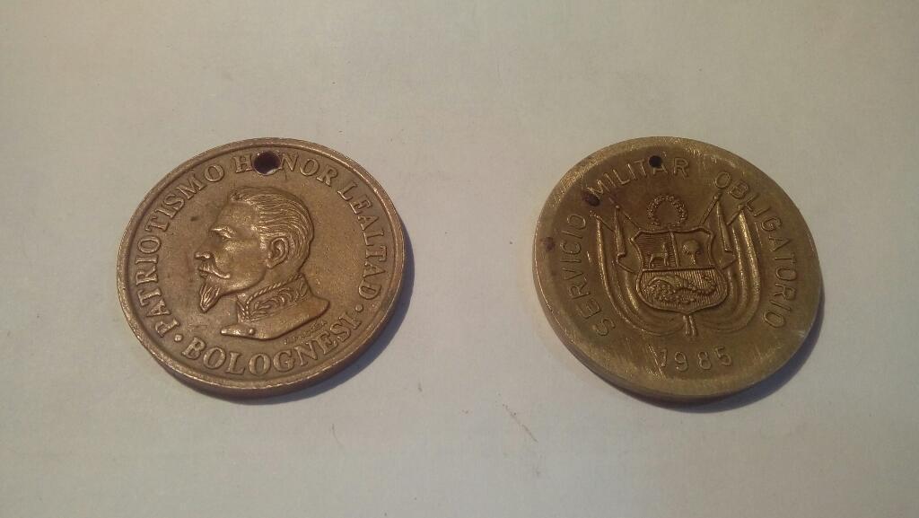 Medalla Del Servicio Militar Obligatorio