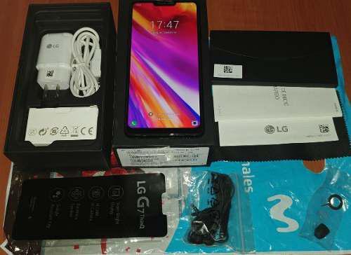 Vendo Mi Lg G7 Thinq O Cambio Por S9 Plus