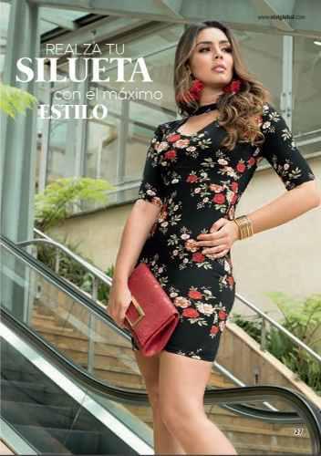 Vestido Mujer Moda 2018 - Ropa Importada (otoño-invierno)