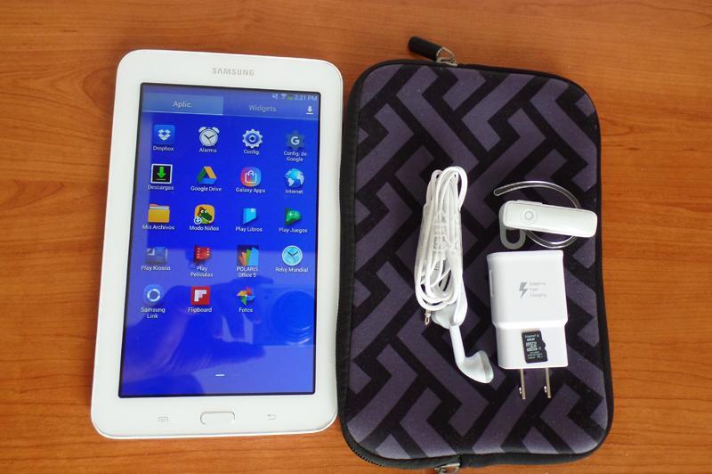 V/cambio Samsung Galaxy Tab 3 Lite 7pulgadas,muy buen estado