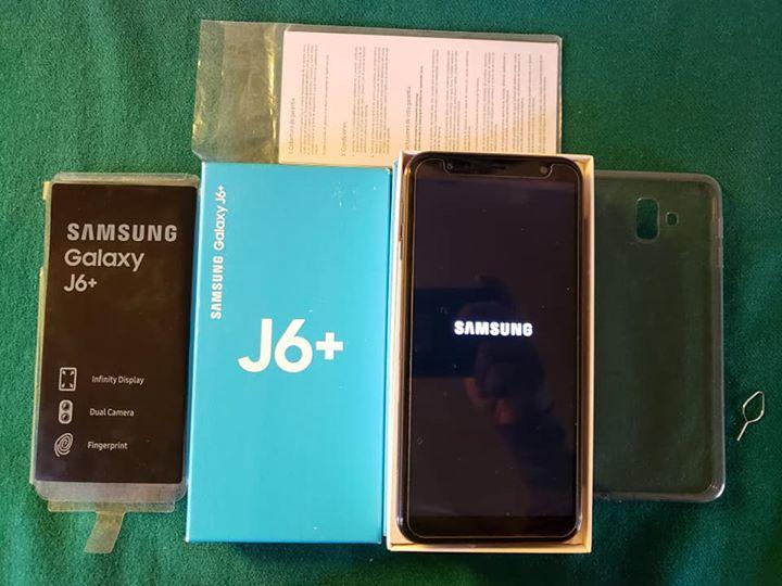 Vendo samsung Galaxy J6 PLUS NUEVO