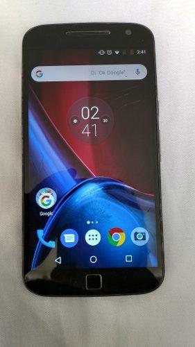 Motorola Moto G4 Plus 64gb 4gb Ram Libre Detalle Glass