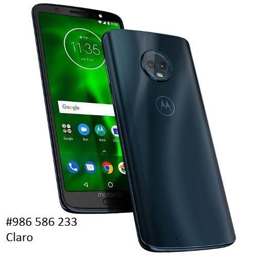 Motorola Moto G6 12+5 Mp Dual 32gb Rom 3gb Ram
