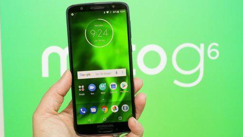 Motorola Moto G6 2018 Sellado En Caja Garantia 12 Meses
