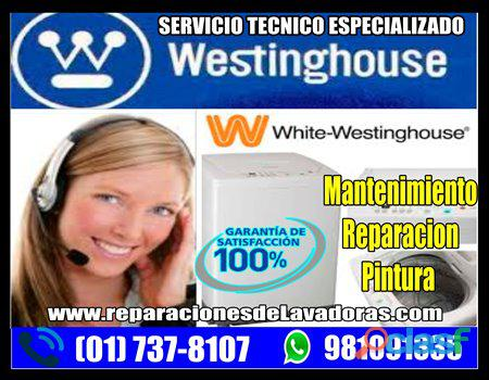 White Westinghouse 7378107•Reparaciòn de Centro de
