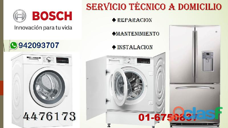 servicio técnico bosch 6750837