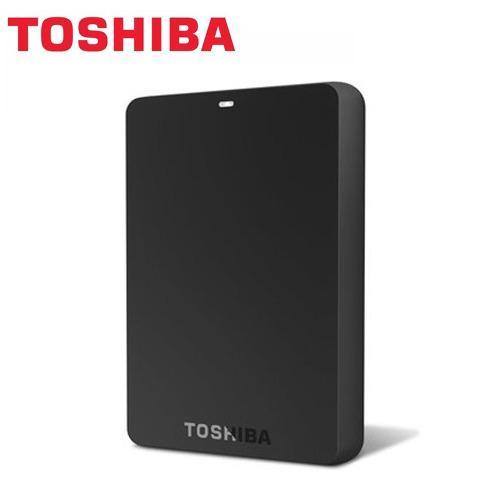 Disco Duro Externo Toshiba 2tb Usb 3.0 Negro Mate Delivery