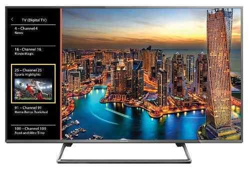 Televisor Panasonic 60 Smart Ultra Hd 4k Tc60cx700w Sellado