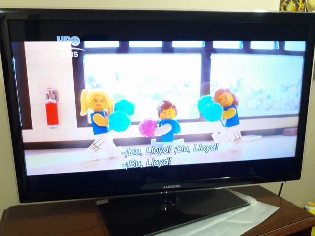 Televisor Samsung 40 pulgadas UN40D/NO SMART