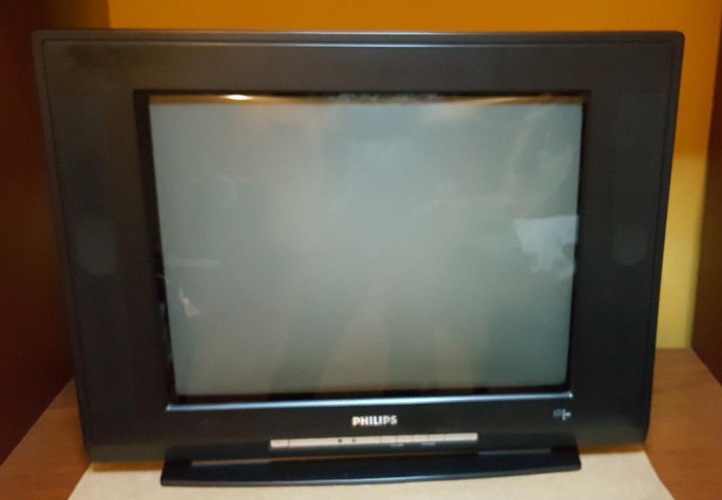 Televisor Tv Color Phillips 21 Pulgadas