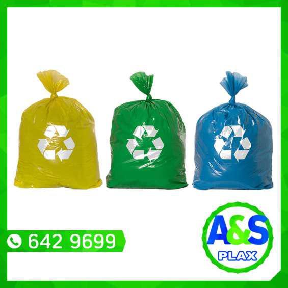 Bolsas para basura biodegradables en Lima