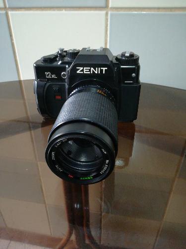 Camara Zenit 12xl Rusa