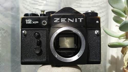 Camara Zenit 12xp De 35mm Manual