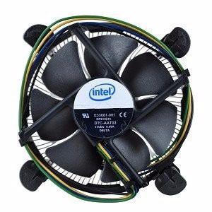 Fan Cooler Intel Socket 775 Aluminio Modelo E33681-001