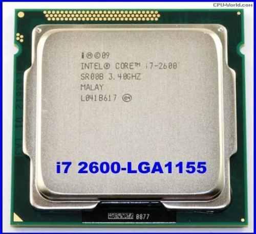 Procesador Core I7 De Segunda Generacion