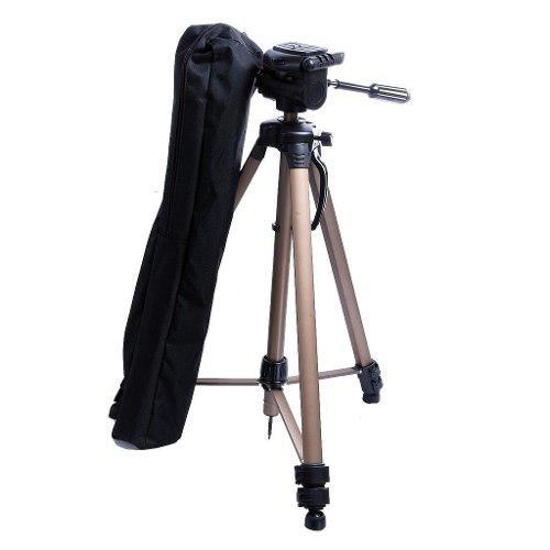 Tripode Semiprofesional Wt 3530+ Canon Nikon Sony(tienda)