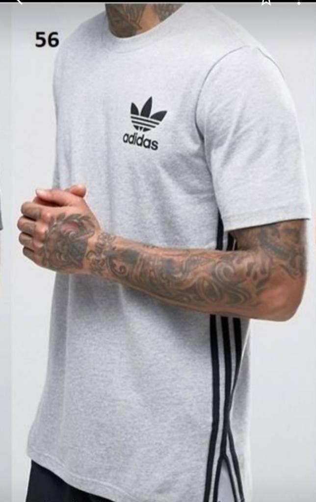 Polo Adidas Original Hombre Talla M Y L