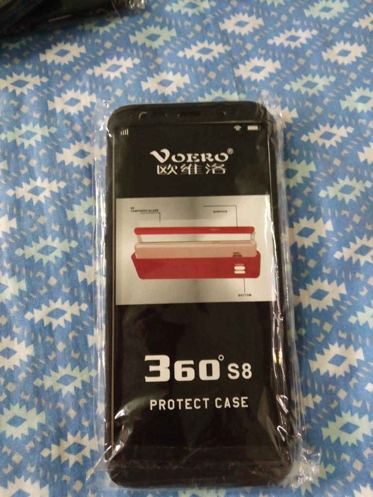 Case 360 para El Samsung Galaxy S8