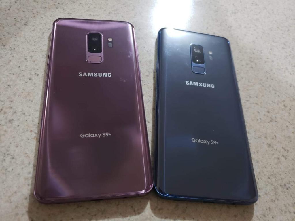 El Gran Samsung S9 Plus Imei Libre