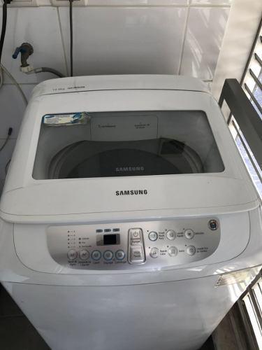 Lavadora Samsung 12kg En Excelente Estado