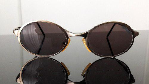 Lentes Vintage Carrera 1990 Made In Italy Oval Lennon